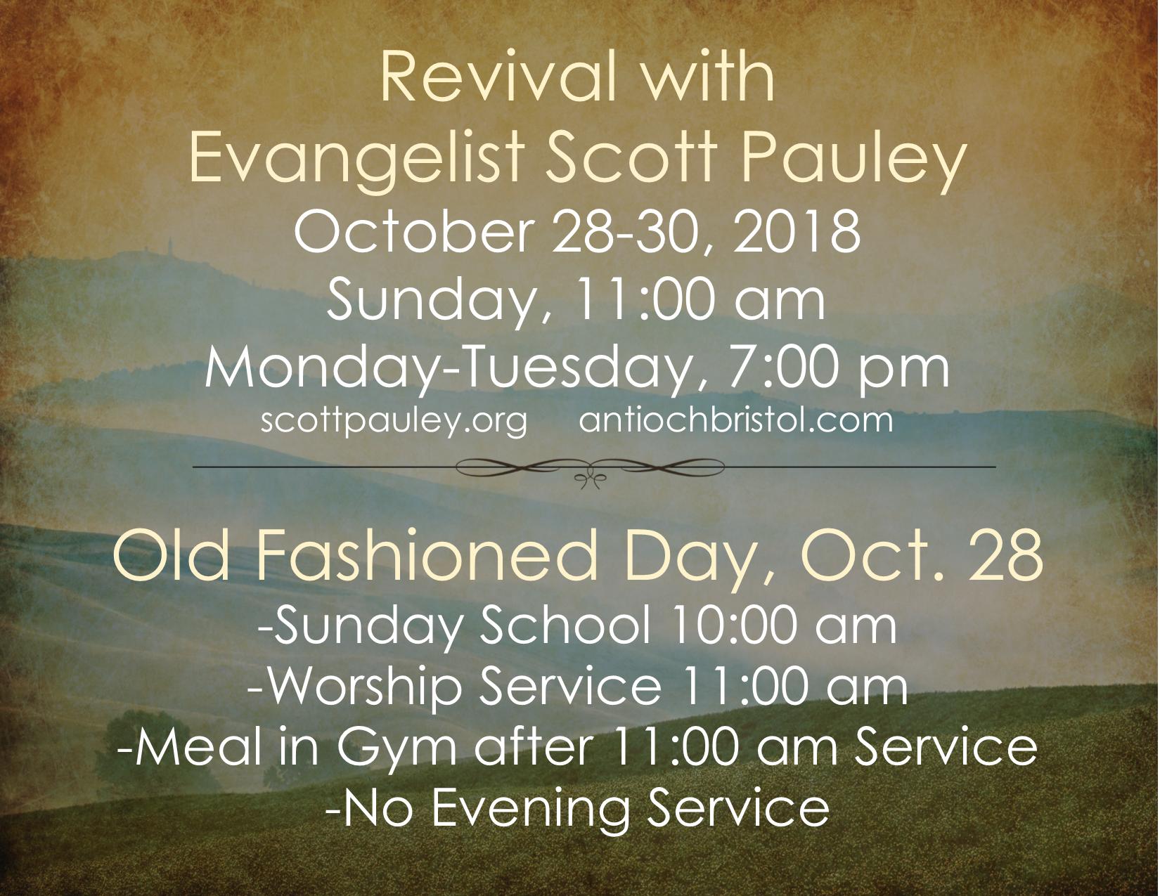 RevivalScottPauleyOct2018